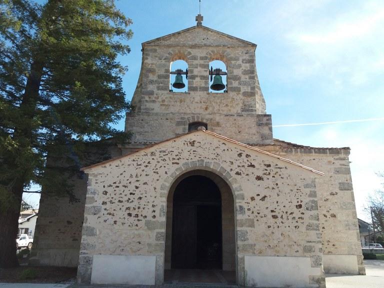 Eglise de Lacanau-ville