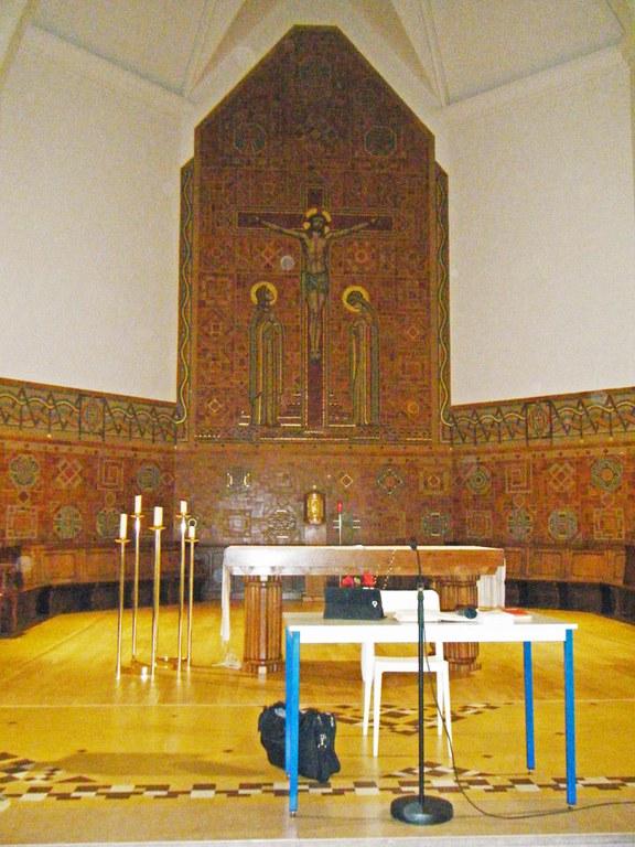 La chapelle de Beaulieu