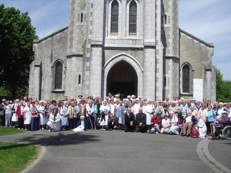 Pèlerinage aînés 2012 - Soumoulou