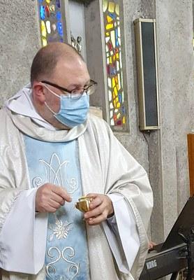 Onction prêtre Libourne