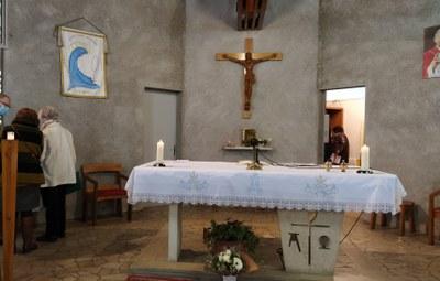 Onction autel Libourne